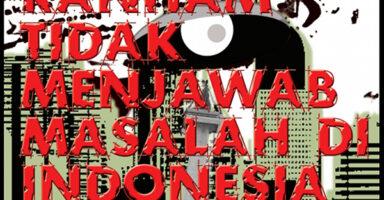 Ranham Tidak Menjawab Masalah Di Indonesia
